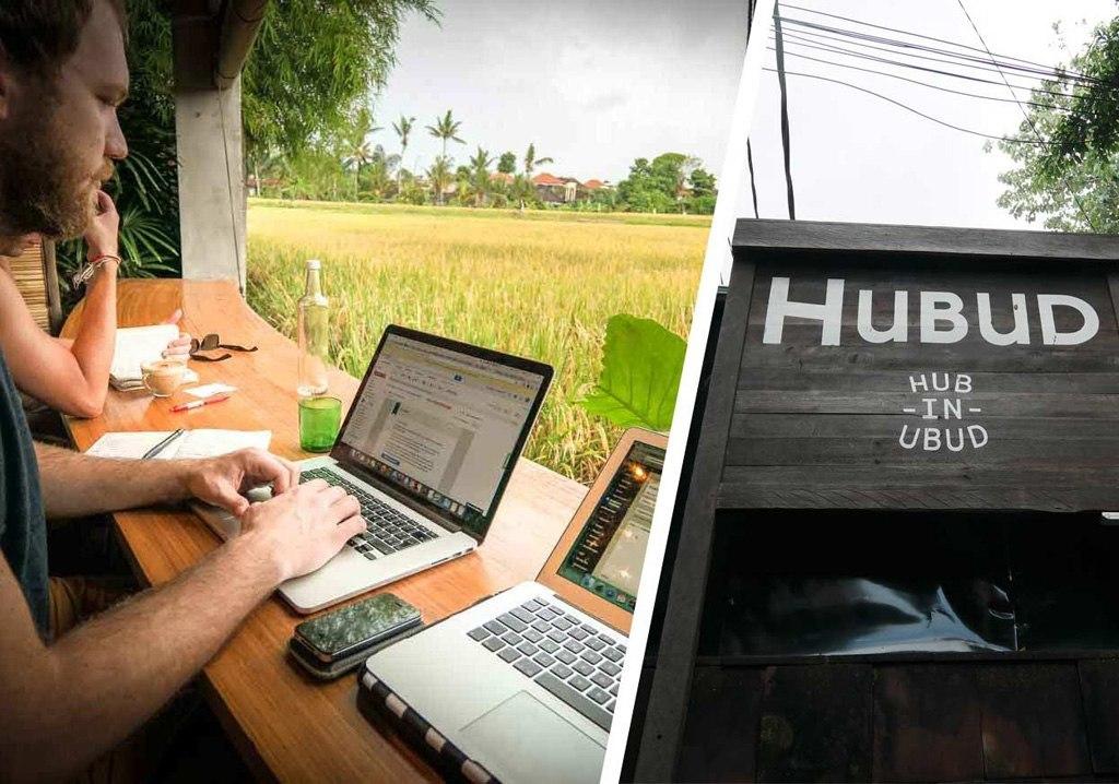 Bali coworking