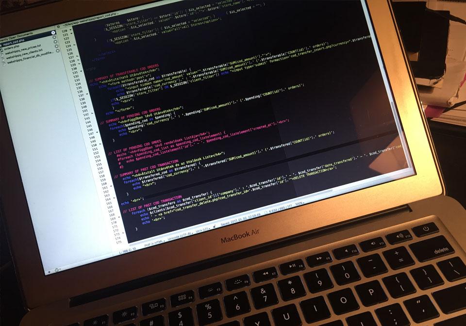PHP programozás